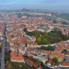 Отель U Pava Прага фото 2