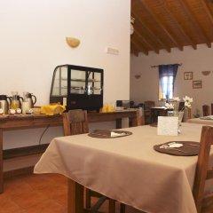 Отель Casa de Campo Vale do Asno питание