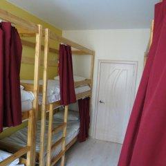 Хостел Фонтанка 22 Кровать в женском общем номере с двухъярусной кроватью фото 2