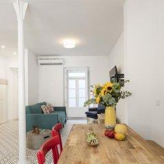 Апартаменты Lisbon Serviced Apartments - Castelo S. Jorge Студия с различными типами кроватей фото 6