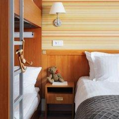 Oru Hotel 3* Стандартный семейный номер с разными типами кроватей фото 5