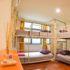 The Sibling Hostel Кровать в общем номере фото 4