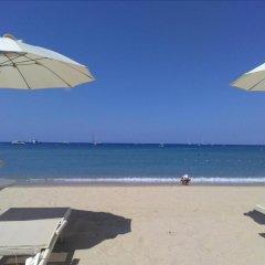 Отель Villa Verde Проччио пляж