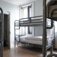Отель Hostelpoint Brighton Кровать в общем номере с двухъярусной кроватью фото 8