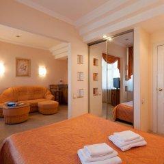Гостиница ИжОтель комната для гостей фото 4