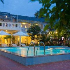Отель Blue Paradise Resort 2* Стандартный номер с различными типами кроватей фото 10