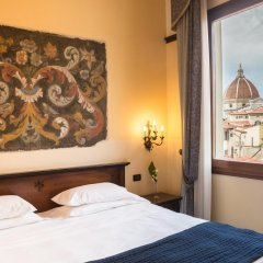 Hotel Palazzo Gaddi Firenze 4* Стандартный номер с различными типами кроватей фото 5