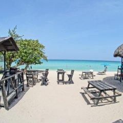 Отель Bourbon Beach Jamaica пляж фото 2