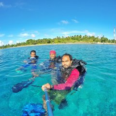 Crown Reef Maldives in North Male Atoll, Maldives from 147$, photos, reviews - zenhotels.com outdoors