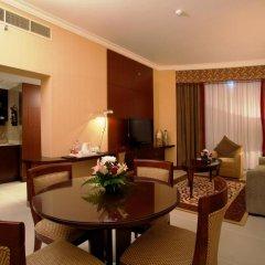 Concorde Fujairah Hotel 4* Улучшенный номер с различными типами кроватей фото 3