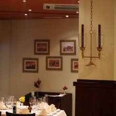 Отель Park Hotel Pirin Болгария, Сандански - отзывы, цены и фото номеров - забронировать отель Park Hotel Pirin онлайн питание фото 2