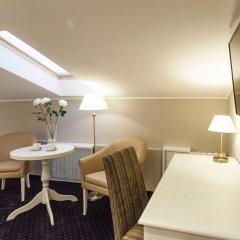 Мини-отель ЭСКВАЙР 3* Улучшенный номер с различными типами кроватей фото 13
