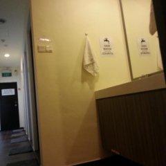 Отель Beds & Dreams Inn @ Clarke Quay 2* Кровать в общем номере с двухъярусной кроватью фото 12