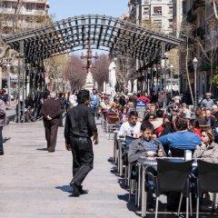 Отель Allapartments Sagrada Familia Барселона помещение для мероприятий