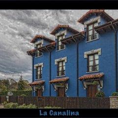 Отель Apartamentos Rurales La Canalina фото 5