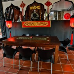 Отель Buddha Villa Колумбия, Сан-Андрес - отзывы, цены и фото номеров - забронировать отель Buddha Villa онлайн интерьер отеля
