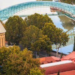 Tiflis Metekhi Hotel бассейн