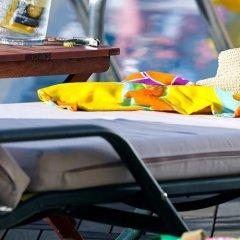 Отель Bella Vista Apartments Греция, Херсониссос - отзывы, цены и фото номеров - забронировать отель Bella Vista Apartments онлайн спортивное сооружение