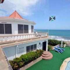 Отель Sunset Resort Треже-Бич пляж