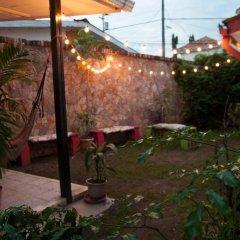 Отель La Hamaca Hostel Гондурас, Сан-Педро-Сула - отзывы, цены и фото номеров - забронировать отель La Hamaca Hostel онлайн бассейн