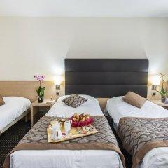 Hotel Apogia Nice 4* Стандартный номер с двуспальной кроватью фото 7
