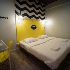 BRB Hostel Bangkok Silom Стандартный номер с различными типами кроватей фото 4