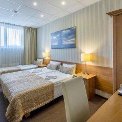 Отель Vilnius City 3* Стандартный семейный номер с двуспальной кроватью фото 4