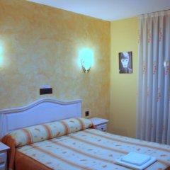 Отель Hostal Regio Стандартный номер с двуспальной кроватью