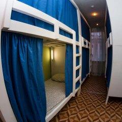 Laguna Hostel Кровать в общем номере с двухъярусной кроватью фото 14