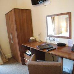 The Salisbury Hotel 4* Улучшенный номер с различными типами кроватей фото 4
