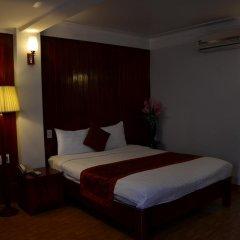 Hong Thien Backpackers Hotel 2* Стандартный номер с двуспальной кроватью фото 2