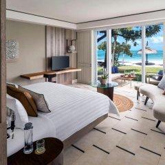 Отель Shangri-La's Le Touessrok Resort & Spa 5* Номер Делюкс с различными типами кроватей