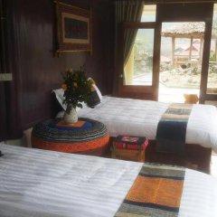Отель Ta Phin Stone Garden Ecological Вьетнам, Шапа - отзывы, цены и фото номеров - забронировать отель Ta Phin Stone Garden Ecological онлайн комната для гостей фото 2