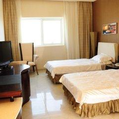 Crystal Plaza Hotel 2* Стандартный номер с различными типами кроватей фото 2