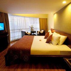 Asia Paradise Hotel 3* Стандартный номер с двуспальной кроватью фото 5