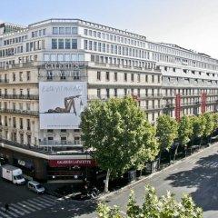 Отель Orion Paris Haussman парковка