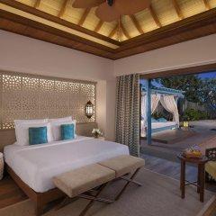 Отель Banana Island Resort Doha By Anantara 5* Вилла с различными типами кроватей фото 9