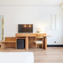 Ilunion Hotel Bilbao 3* Стандартный номер с различными типами кроватей фото 15