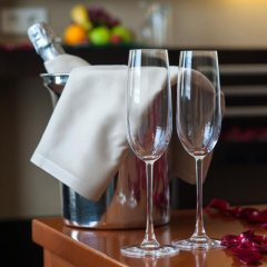 ISG Airport Hotel - Special Class 4* Номер Делюкс с разными типами кроватей фото 11