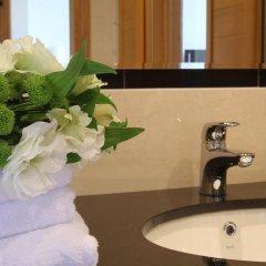 Hotel Zamek Bobolice ванная