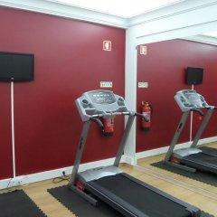 Hotel Mónaco фитнесс-зал фото 2