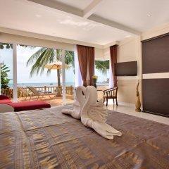 Отель Crystal Bay Beach Resort 3* Номер Делюкс с различными типами кроватей фото 10