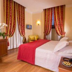 Отель Milton Roma 4* Улучшенный номер фото 4
