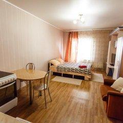 Гостиница Аврора Студия с различными типами кроватей фото 17