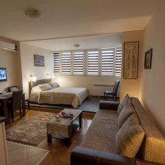 Апартаменты Mige Apartment Студия с различными типами кроватей фото 14