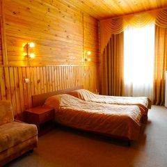 Гостиница Эдельвейс Стандартный номер с 2 отдельными кроватями фото 7