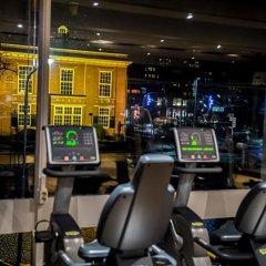 Отель De Beurs Нидерланды, Хофддорп - отзывы, цены и фото номеров - забронировать отель De Beurs онлайн фитнесс-зал фото 2