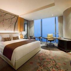 Отель Lotte Hanoi 5* Номер Делюкс фото 5