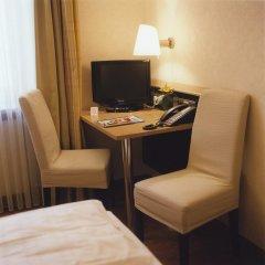 Hotel Jedermann 2* Стандартный номер с двуспальной кроватью фото 5