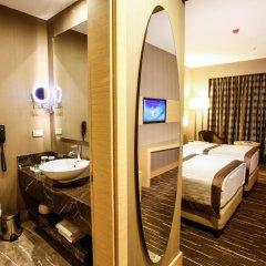 Park Dedeman Bostanci Hotel 4* Улучшенный номер с различными типами кроватей фото 5